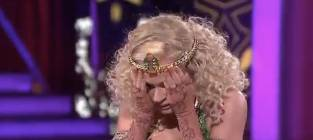 Dancing With the Stars Recap: Katherine Jenkins Melts Down, Cries on Stage