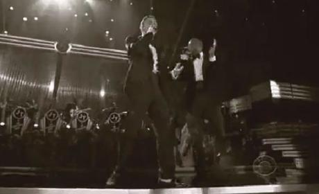 "Justin Timberlake Performs at Grammy Awards, Releases ""Mirrors"""