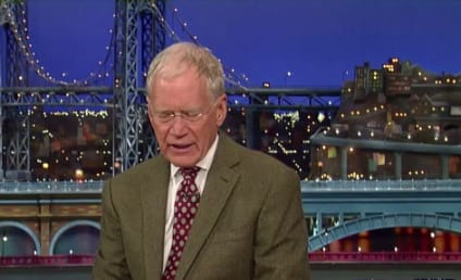 David Letterman to Retire in 2015