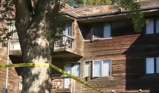 Police say teen tossed baby from window after giving birth