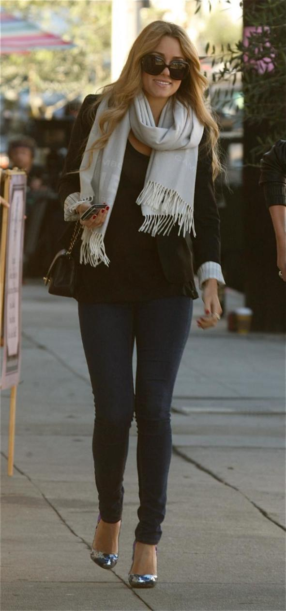 Stylish Lauren Conrad