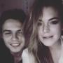 Lindsay Lohan: LYING About Egor Tarabasov Breakup?!