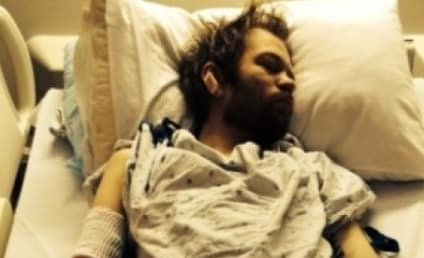 Deryck Whibley Nearly Drinks Himself to Death, Hits Rock Bottom, Posts Graphic Pics