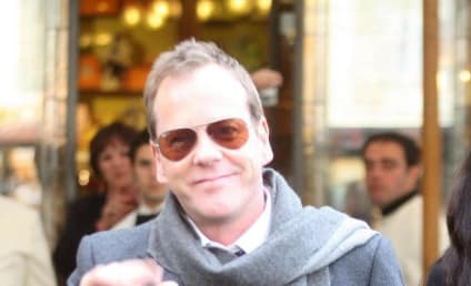 Kiefer Sutherland to Turn Himself in on Assault Charge