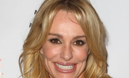 "Report: Taylor Armstrong Gets ""Blitzed"" at Little Girl's Birthday Party"