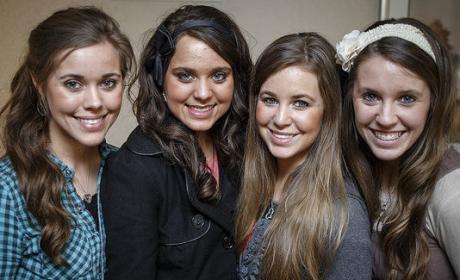 Duggar Girls