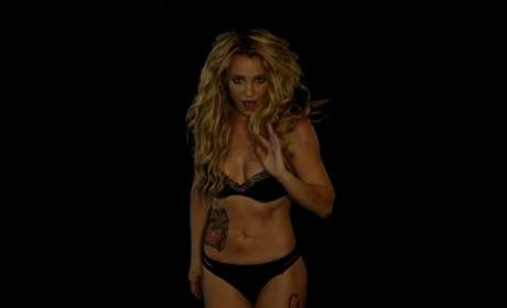 Britney Spears Dances in Bra & Panties on Instagram: Watch!