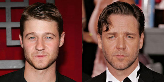 Ben mckenzie and russell crowe