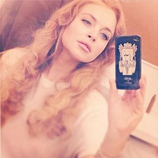 Lindsay Lohan Selfie