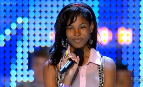 Who won their X Factor battle: Dinah Jane Hansen or Diamond White