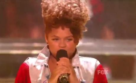 Can Rachel Crow Get Any Satisfaction?