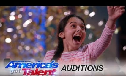 Laura Bretan Earns Golden Buzzer on America's Got Talent