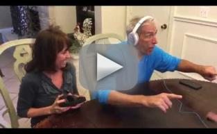 Father Accepts Whisper Challenge, Has Epic Reaction to Pregnancy News
