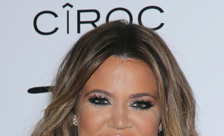 Khloe Kardashian Eats Twice a Week, Drinks Every Night, Source Says