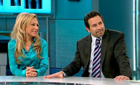 Adrienne Maloof and Paul Nassif