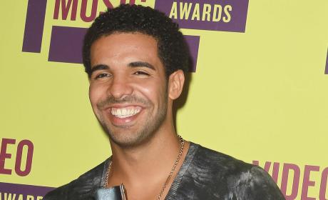 Drake Smiles