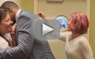 Kelly Ripa Stuns Michael Strahan with Pink Hair