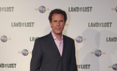 Will Ferrell and Wife: It's a Boy!