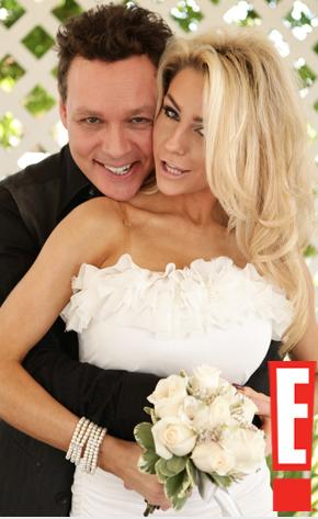 Doug Hutchinson and Courtney Stodden Wedding Pic