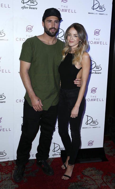 Brody Jenner & Kaitlynn Carter: Drai's Nightclub Las Vegas
