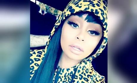 Blac Chyna to Rob Kardashian: I Want a Baby NOW!!!
