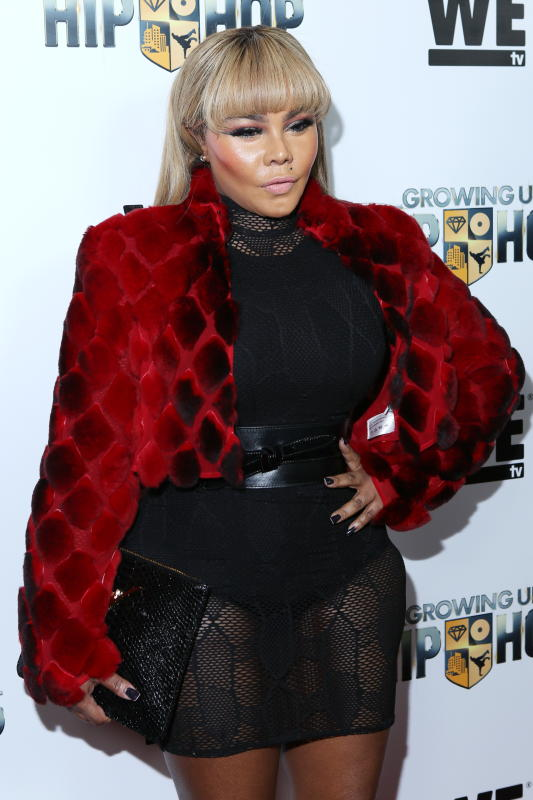 Lil kim growing up hip hop premiere party