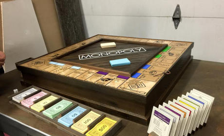 Boyfriend Uses Custom-Made Monopoly Game for Epic Proposal