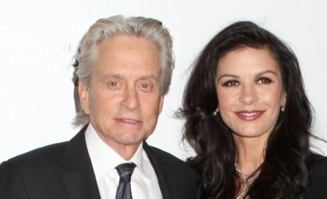 Michael Douglas, Catherine Zeta-Jones Split