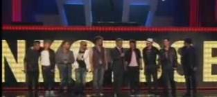 New Kids on the Block and Backstreet Boys on DWTS - Don't Turn Out The Lights