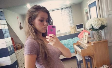 Jessa Duggar Baby Bump Photo: 16 Weeks, 1 Day & Counting!