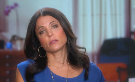 Bethenny on the Real Housewives