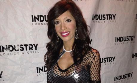 Farrah Abraham Crashes Party, Gets Kicked Out, Continues to Suck