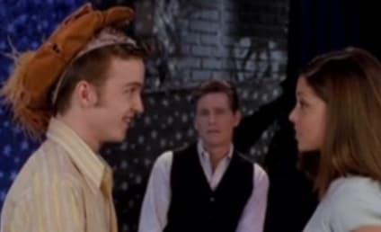 Aaron Paul on 90210: Jay Leno Unearths Hilarious, Vintage Clip