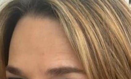 Savannah Guthrie Hair Affair: Red Alert!