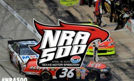 NRA 500 Suicide: Man Shoots Himself at NASCAR Event