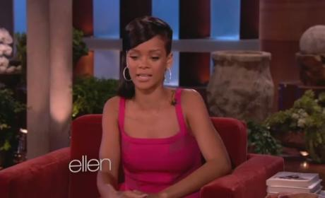 Rihanna on Ellen: I'm Not Dating Anyone!