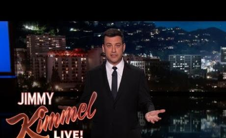 Cecil the Lion Moves Jimmy Kimmel to Tears