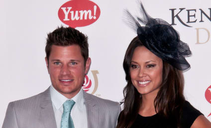 New Year's Eve Review: Nick Lachey, Vannesa Minnillo Suck Face