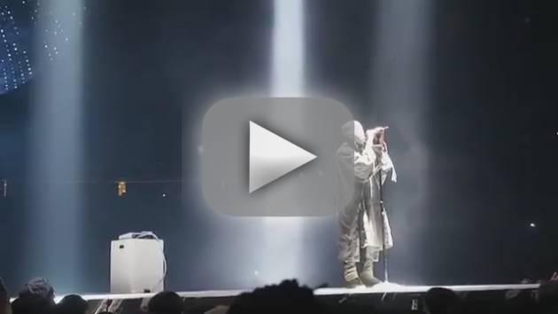 Kanye West Rant: RESPECT ME!