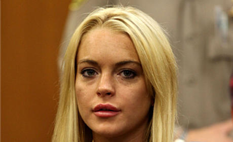Lawyers Probe Lindsay Lohan on Body Cavity Search