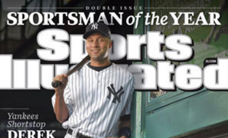 Derek Jeter Named Sports Illustrated Sportsman of the Year