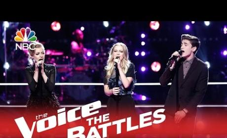 The Voice Season 9 Battle Rounds: Night Three