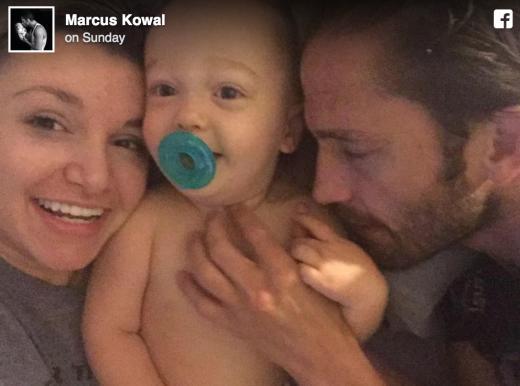 Marcus Kowal, Son