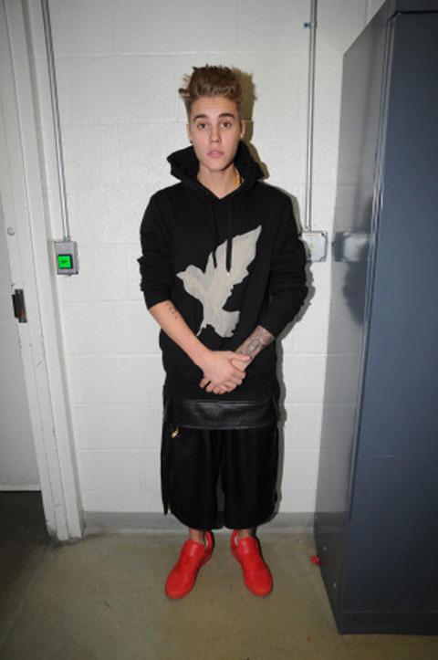 Justin Bieber Arrest Picture