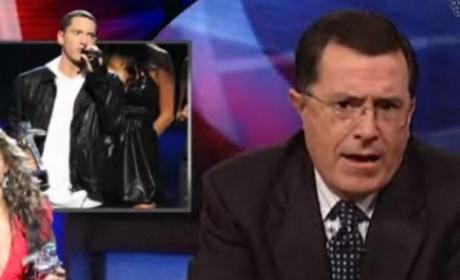 Stephen Colbert Takes Credit For Kanye Meltdown