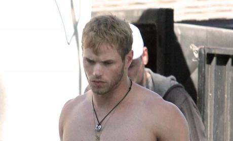 Kellan Lutz: I'm Not a Piece of Meat!