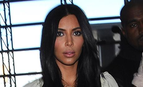 Kim Kardashian is Every Bit As Boring As You'd Imagine