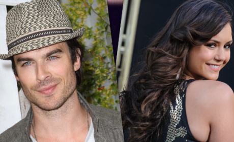 Nina Dobrev, Ian Somerhalder Back Together?!