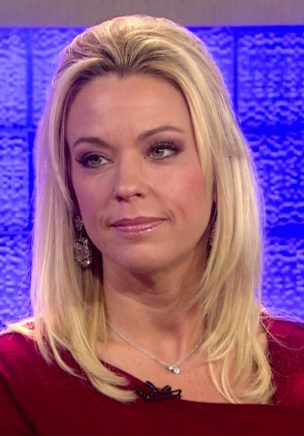 Kate Gosselin With Straight Hair