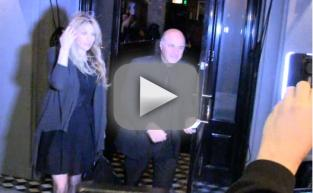 Courtney Love and Kevin O'Leary: Dating?